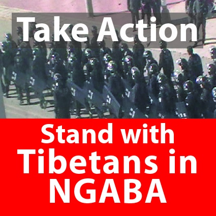 Take Action for Ngaba